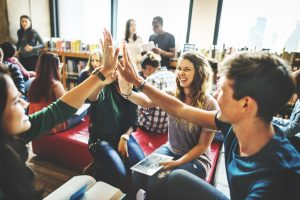 istock Classmate Classroom Sharing International Friend Concept
